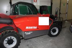 Manitou lifter - Lot 25 (Auction 3918)