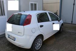 Fiat Grande Punto - Lot 3 (Auction 3918)