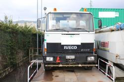 Fiat Iveco  tanker - Lot 33 (Auction 3918)