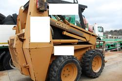 Case skid steer loaders - Lot 35 (Auction 3918)