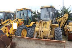 Venieri backhoe loader excavator - Lot 39 (Auction 3918)