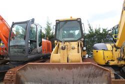 Cat mechanical shovel - Lote 44 (Subasta 3918)