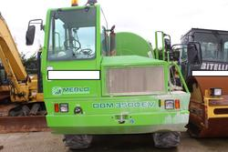 Merlo  concrete mixer - Lot 45 (Auction 3918)