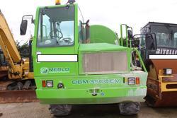 Merlo  concrete mixer - Lote 45 (Subasta 3918)