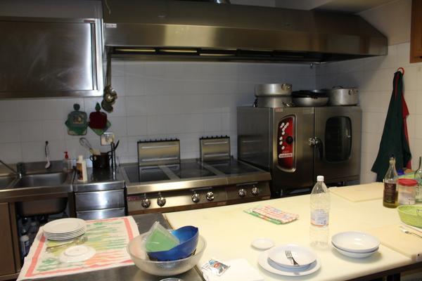 Lotto Cucina Professionale Angelo Po