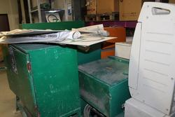 Construction site material and lockers - Lot 81 (Auction 3918)