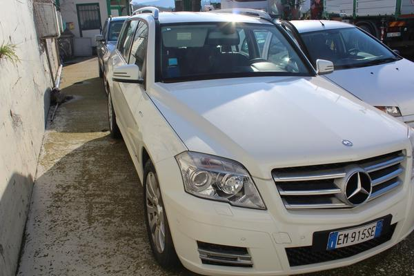 9#3918 Mercedes GLK 220
