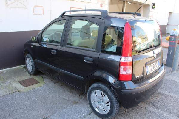2#3919 Autovettura Fiat Panda