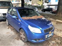 Chevrolet Aveo car - Lot 2 (Auction 3922)