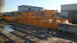 Tower crane Potain MC 50B - Lot  (Auction 3929)