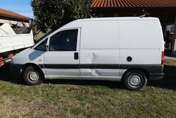 Autocarro Fiat Scudo Fiat Scudo