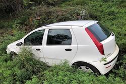 Fiat Punto car - Lot 3 (Auction 3933)