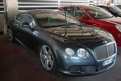 Bentley Continental vehicle - Lot 1 (Auction 3934)