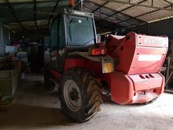 Manitou MT1435hsl Turbo - Lot 2 (Auction 3935)