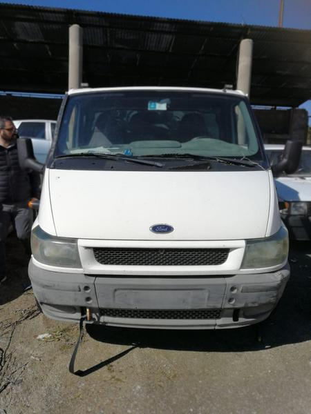 5#3935 Ford Transit