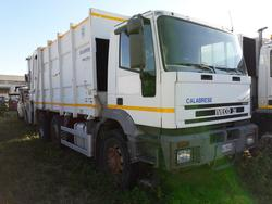 Iveco Eurotech 190E31 Garbage Truck - Lot 1 (Auction 3938)