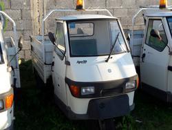 Motocarro Piaggio Ape 50 - Lotto 13 (Asta 3938)