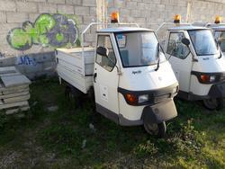 Motocarro Piaggio Ape 50 - Lotto 15 (Asta 3938)