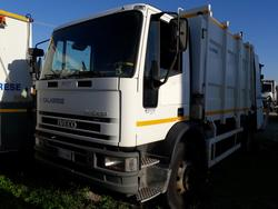 Iveco 150 E18 N Garbage Truck - Lot 4 (Auction 3938)