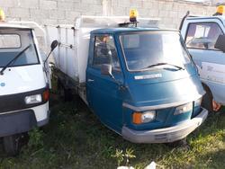 Motocarro Piaggio Ape Car - Lotto 6 (Asta 3938)