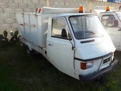 Motocarro Piaggio Ape Car - Lotto 9 (Asta 3938)
