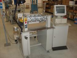Flayer wrapping machine 4 chucks   - Lot 5 (Auction 3940)