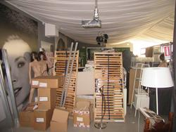 Furniture and equipment for shop - Lot  (Auction 3944)