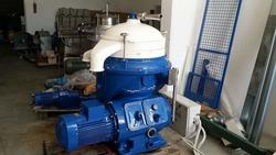 Pieralisi and Alfa Laval separators and Rapanelli decanter - Lot  (Auction 3947)