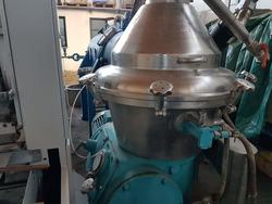 Alfa Laval separator - Lot 6 (Auction 3947)