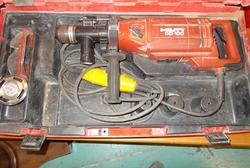 Hilti drills hammer drills and core drills - Lot  (Auction 3952)