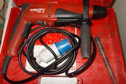 Hilti Te 2 drill - Lot 1 (Auction 3952)