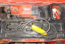 Hilti Dd 130 core drill - Lot 12 (Auction 3952)