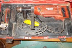 Hilti Dd 100 core drill - Lote 14 (Subasta 3952)
