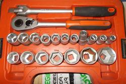 Ratchet wrenches set - Lot 16 (Auction 3952)