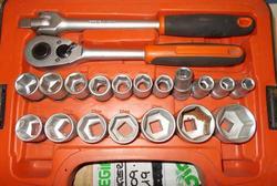 Set chiavi a cricchetto - Lotto 16 (Asta 3952)