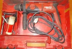 Hilti Te 2 M Drill - Lot 2 (Auction 3952)