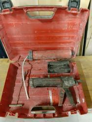Pistola per resina Hilti - Lotto 38 (Asta 3952)