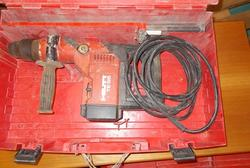 Hilti Te 55 rotary hammer - Lot 5 (Auction 3952)