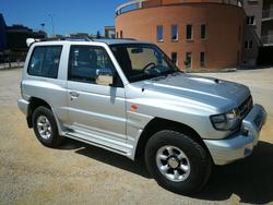 Mitsubishi Pajero target 2800 gls car - Lot 51 (Auction 3952)