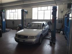 Autovettura Audi A4 S.W. - Lotto 2 (Asta 3956)