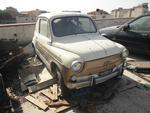 Autovetture non targate da demolire - Lotto 4 (Asta 3956)