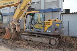 Crawler excavator Volvo EC140BLC - Lote  (Subasta 3957)