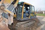 Immagine 10 - Escavatore idraulico cingolato Volvo EC140BLC - Lotto 1 (Asta 3957)