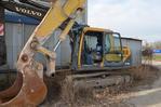 Immagine 14 - Escavatore idraulico cingolato Volvo EC140BLC - Lotto 1 (Asta 3957)