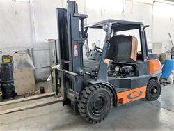 OMG Ergos 45 D forklift - Lot 8 (Auction 3958)