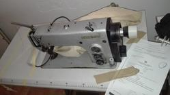 Sewing machines Durkopp and Rimoldi - Lot 1 (Auction 3959)