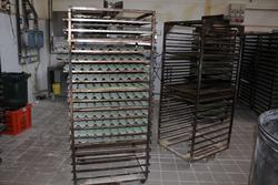 Tray trolleys and baking pans - Lot 14 (Auction 3961)