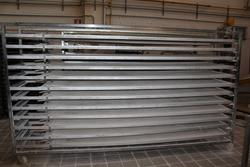 Trolleys in galvanized sheet - Lot 28 (Auction 3961)