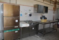 Klemor vegetable cutter robot and ATA industrial dishwasher - Lot 4 (Auction 3961)