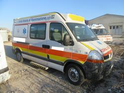 Renault Master ambulance - Lot 4 (Auction 3965)